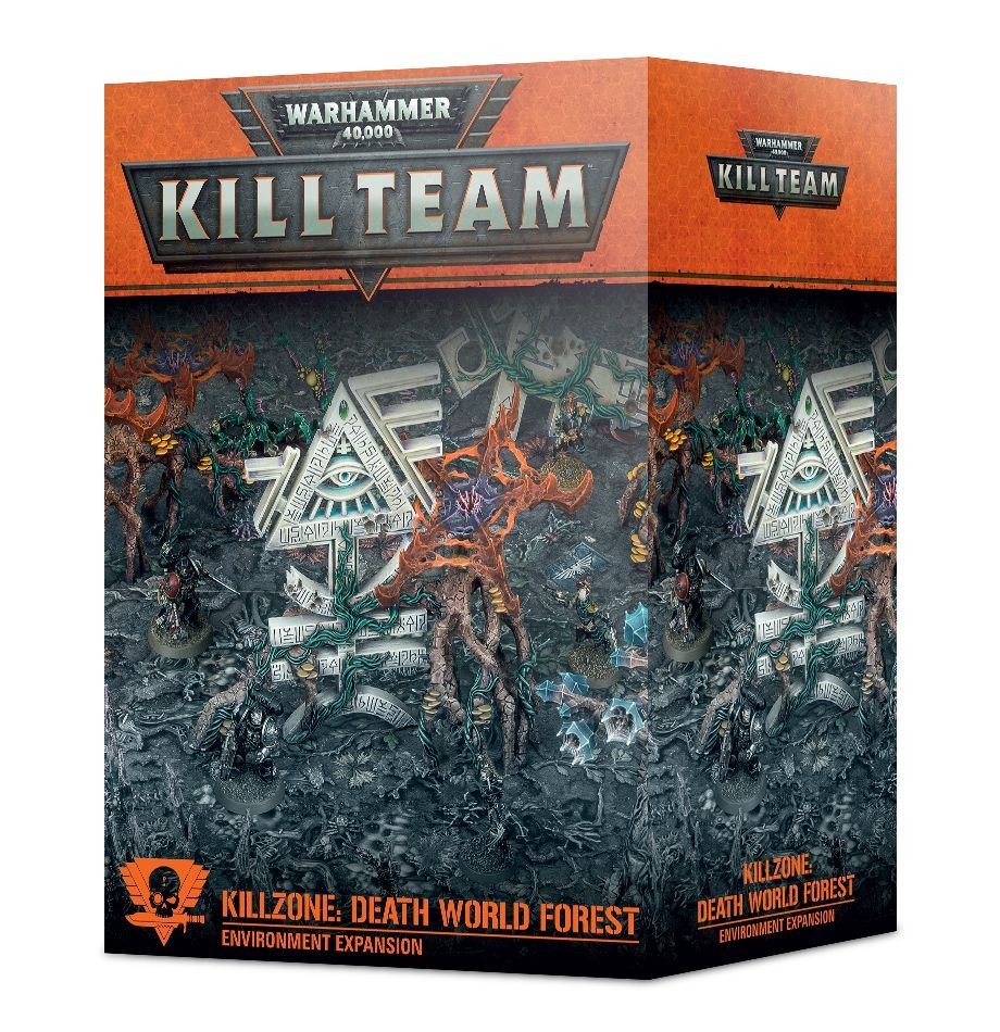 Warhammer 40,000: Kill Team: Killzone: Death World Forest