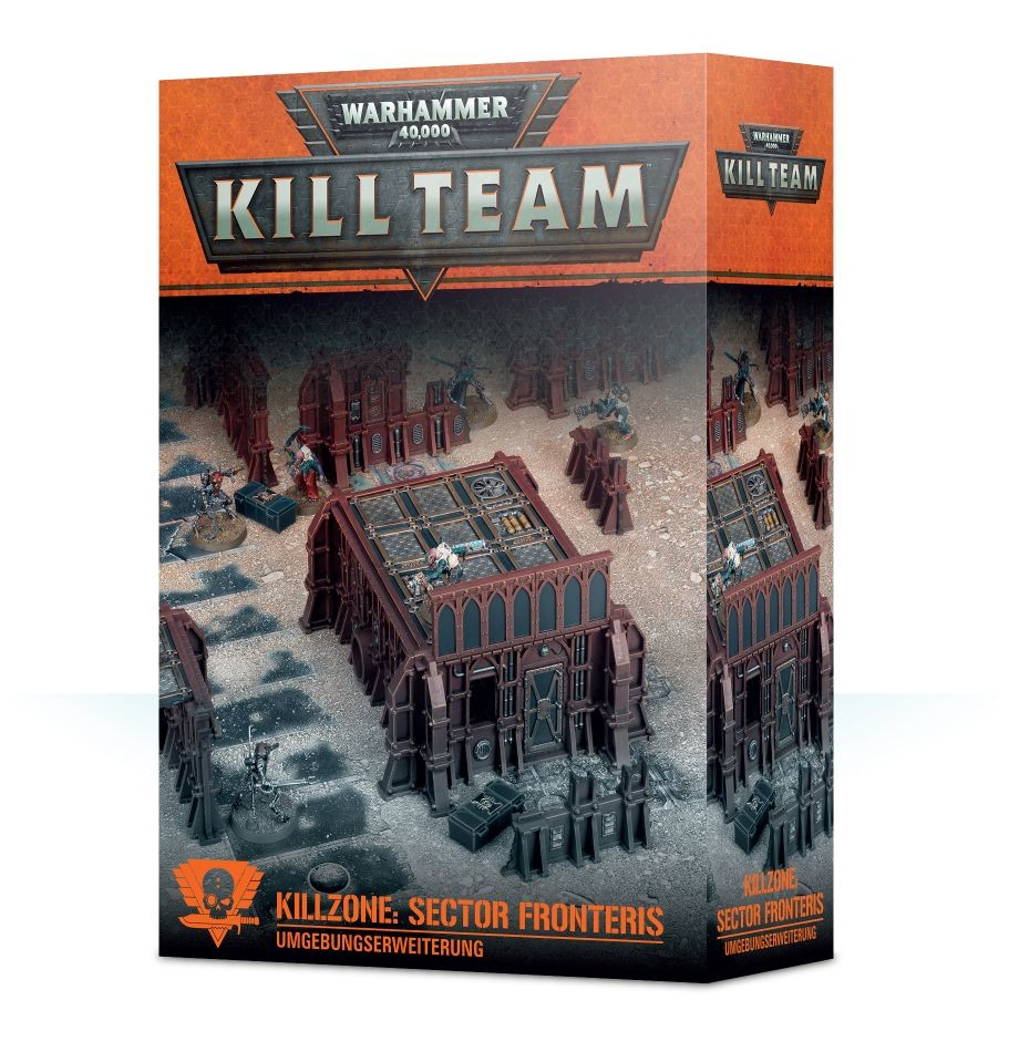 Warhammer 40,000: Kill Team:Killzone: Sector Fronteris