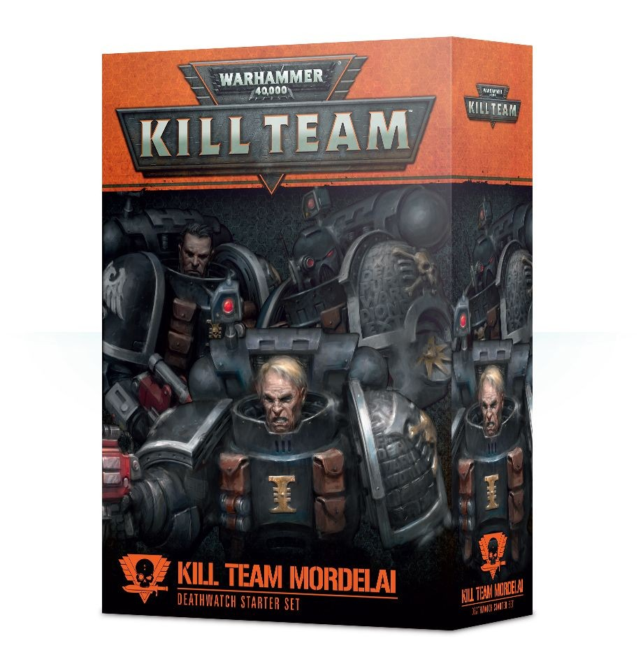 Warhammer 40,000: Kill Team: Mordelai – Deathwatch Starter Set