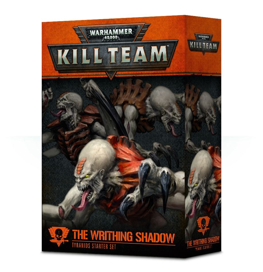 Warhammer 40,000: Kill Team: The Writhing Shadow