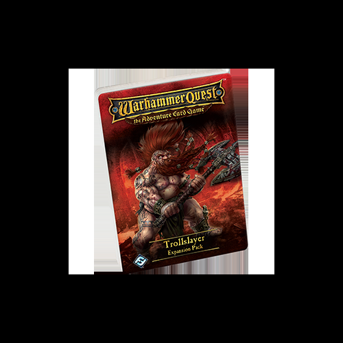 Warhammer Quest: The Adventure Card Game – Trollslayer