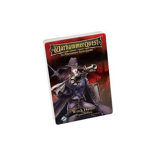 Warhammer Quest: The Adventure Card Game – Witch Hunter