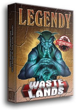Wastelands - Legendy (booster)
