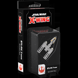 X-Wing Second Edition: BTL-A4 Y-Wing Expansion Pack