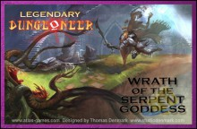 Legendary Dungeoneer: Wrath of the Serpent Goddess