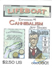 Lifeboat: Cannibalism