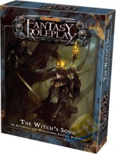 Warhammer Fantasy Roleplay: Witch's Song