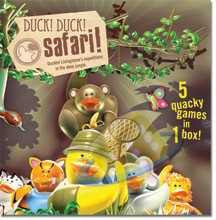 Duck! Duck! Safari