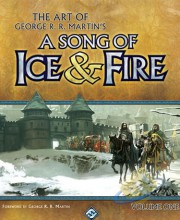 The Art of George R.R. Martins A Song of Ice and Fire Vol 1