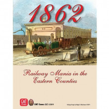 1862: Railway Mania in Eastern Counties
