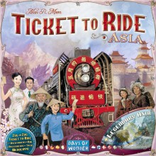 Ticket to Ride: Asia