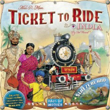 Ticket to Ride: India and Switzerland