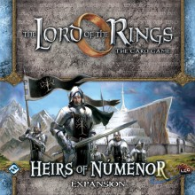 The Lord of the Rings LCG: The Card Game - Heirs of Númenor