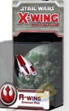 Star Wars: X-Wing Miniatures Game - A-Wing Expansion Pack