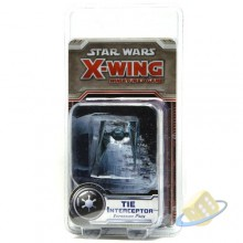 Star Wars X-Wing Miniatures Game TIE Interceptor Expansion Pack