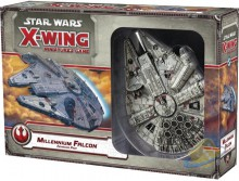 Star Wars X-Wing Miniatures Game Millenium Falcon Expansion Pack