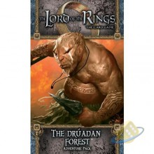 The Lord of the Rings LCG: The Drúadan Forest