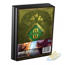 Mage Wars Spell Book Pack 1