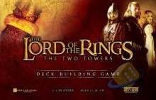 The Lord of the Rings: The Two Towers Deck Building Game