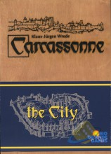 Carcassonne: The City (Město)