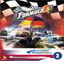 Formula D Expansion 2 - Hockenheim and Valencia