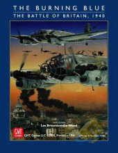 The Burning Blue: The Battle of Britain 1940