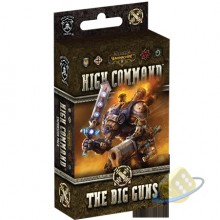 Warmachine: High Command - Big Guns