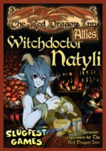 Red Dragon Inn: Witchdoctor Natyli