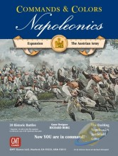 Commands & Colors Napoleonics: Austrian Army