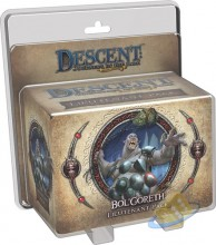 Descent: Journeys in the Dark (2nd. Ed.) - Bol´Goreth Lieutenant Pack