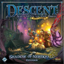Descent (2nd Ed.): Shadows of Nerekhall