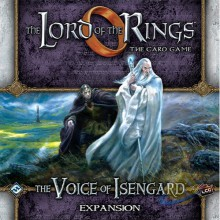 The Lord of the Rings LCG: Voice of Isengard
