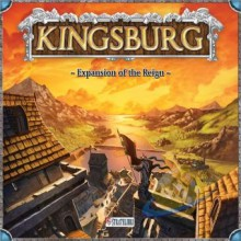 Kingsburg: To Forge a Realm