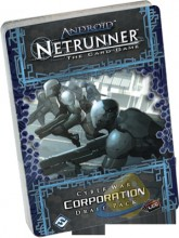 Android Netrunner LCG: Cyber War Corporation Draft Pack