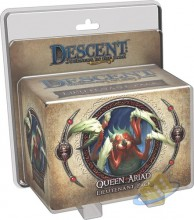 Descent: Journeys in the Dark (2nd. Ed.) - Queen Ariad Lieutenant Pack