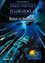 Race for the Galaxy: Rebels vs Imperium