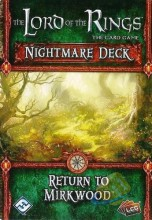 The Lord of the Rings LCG: Return to Mirkwood - Nightmare Deck