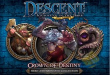 Descent (2nd Ed.): Crown of Destiny