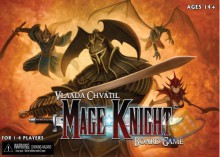 Mage Knight: Board Game (anglicky)