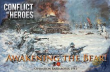 Conflict of Heroes: Awakening the Bear - Russia 1941-42 - third edition