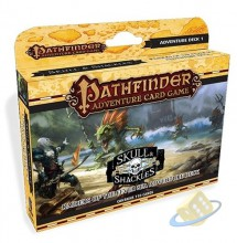 Pathfinder Adventure Card Game: Skull & Shackles - Raiders of the Fever Sea