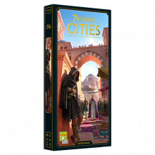 7 Wonders: Cities (2nd edition)