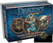 Descent (2nd Ed.): Guardians of the Deephall