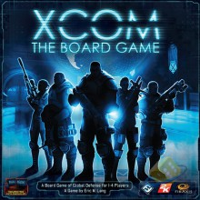 XCOM: The Board Game (anglicky)