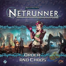 Android Netrunner LCG: Order and Chaos