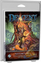 Descent (2nd Ed.): Nature´s Ire