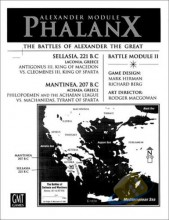 Great Battles of Alexander: Phalanx Module