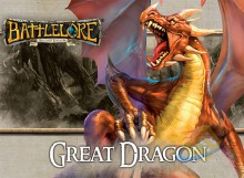 Battlelore (Second Edition) - Great Dragon