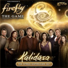 Firefly: The Game - Kalidasa Rim Space