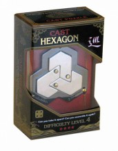 Hanayama: Cast Hexagone